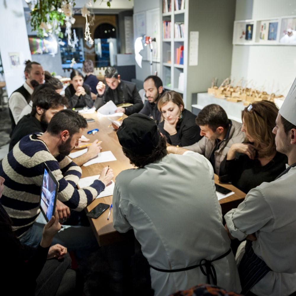 Il Margutta miglior ristorante vegetariano Roma
