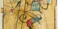 015 Invito alla biennale di Venezia cm 70x100-01